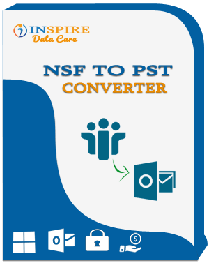 Purchase NSF to PST Converter